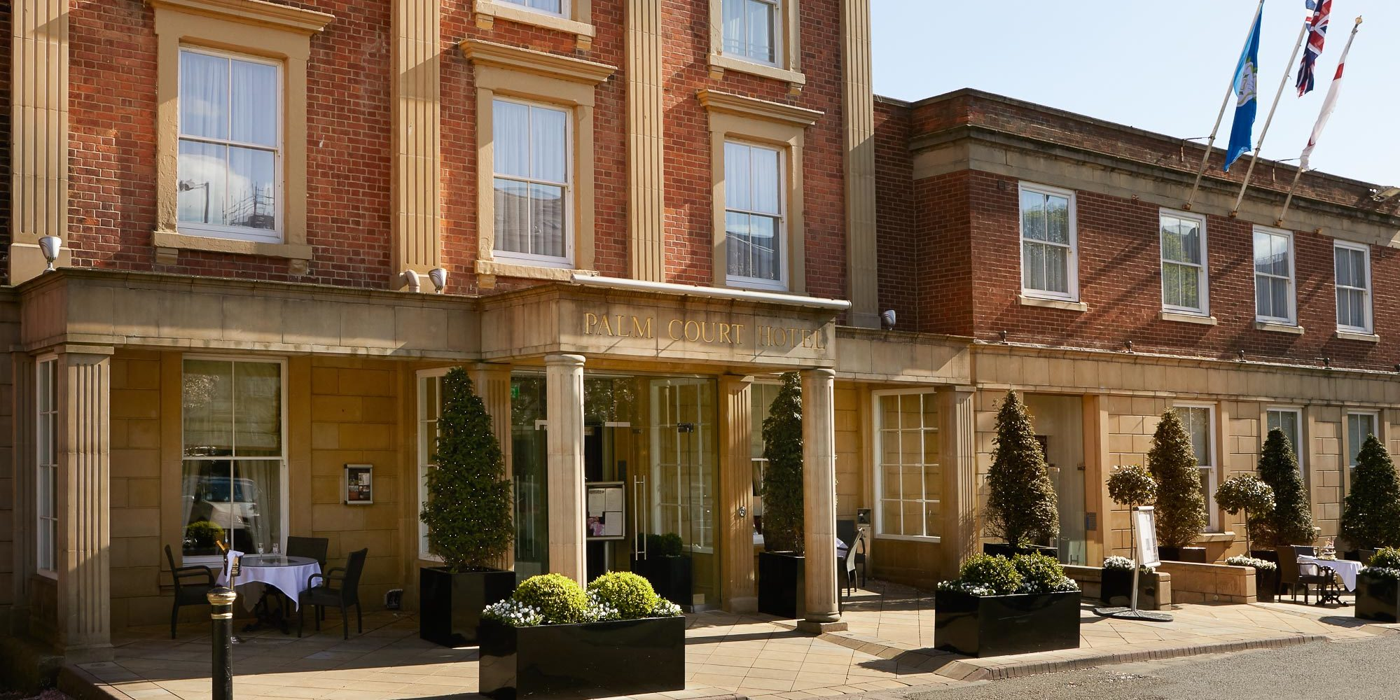 Contact Us Palm Court Hotel Scarborough
