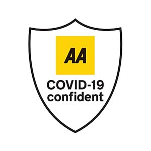 AA Rated - Covid Confident